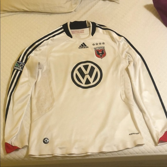 adidas Other - D.C. united jersey